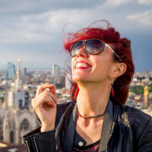 elena galimberti, ritratto, milano, fotografa