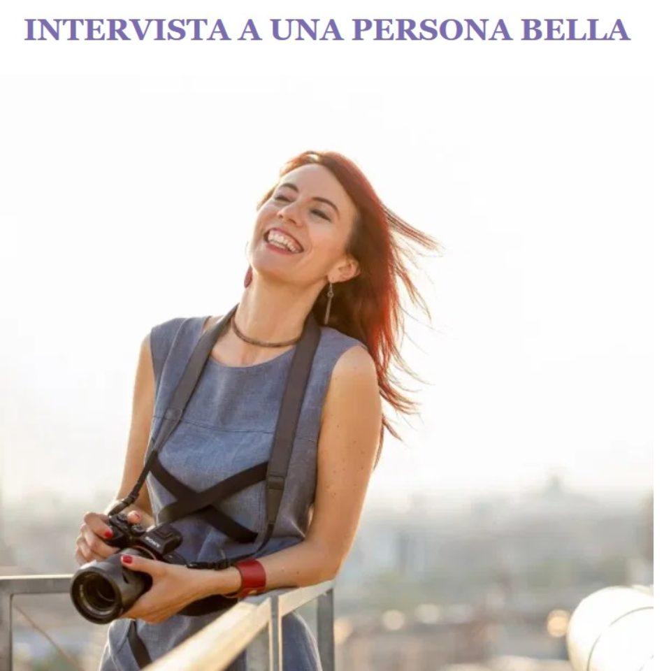 intervista, elena galimberti, una persona bella, fotografia, milano, covid 19